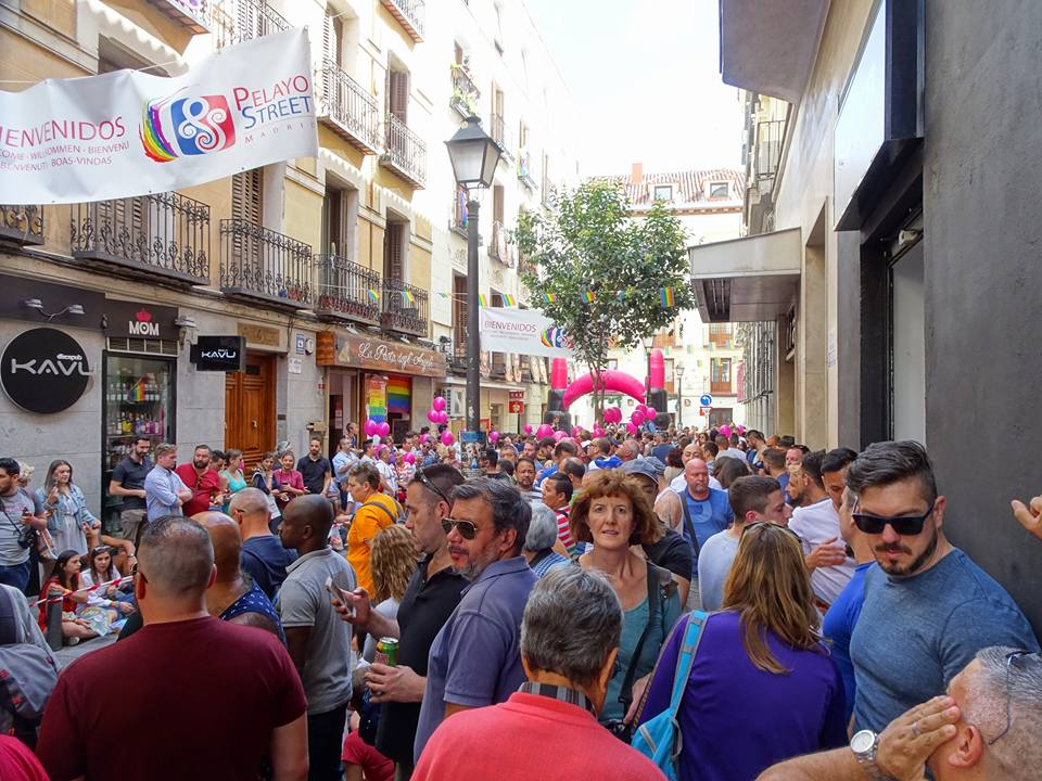Madrid World Pride Gallery (1/4)